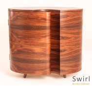 Swirl Drinks Cabinet